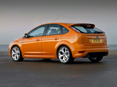 Ford Focus ST facelift
