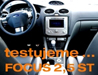 FordClub.sk testuje: FOCUS 2,5 ST