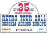 RETRO TOUR ACROSS EUROPE 2011